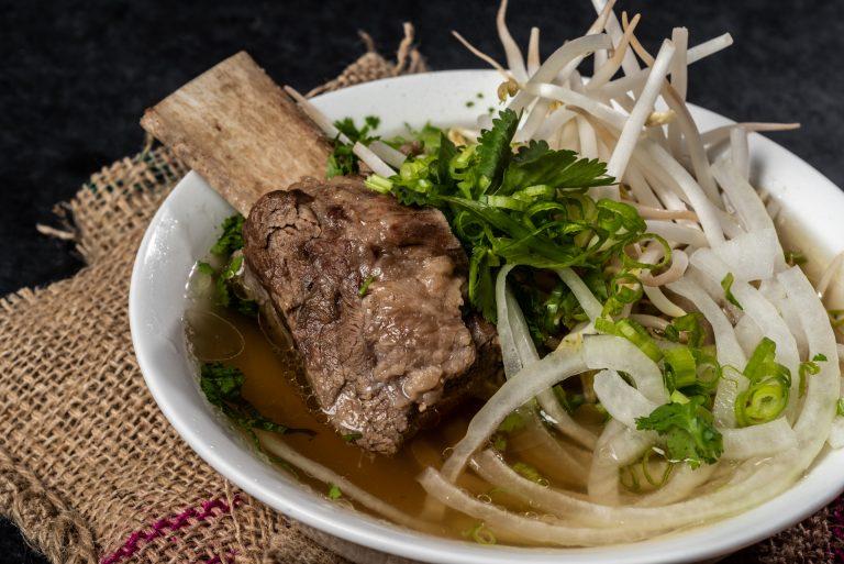Beef Rib Pho